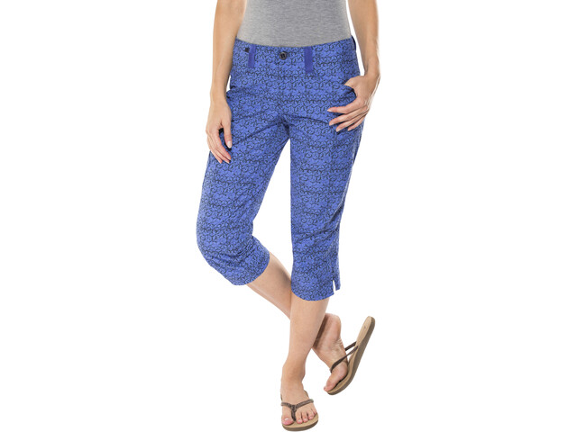 Patagonia Venga Rock - Pantalones cortos Mujer - azul